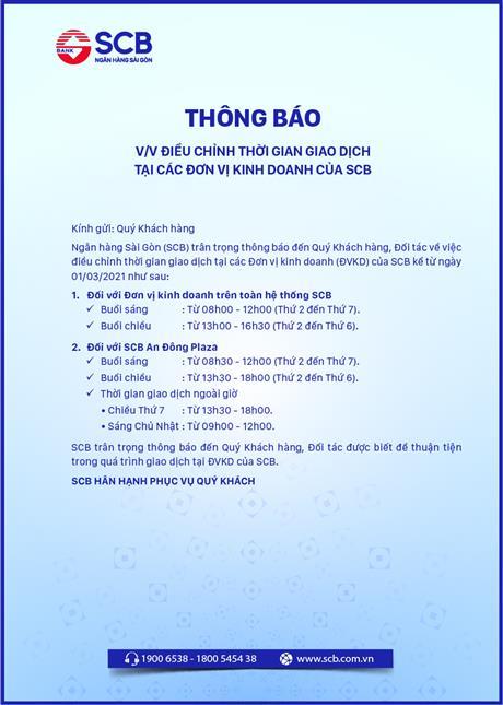 thong bao dieu chinh thoi gian giao dich tai cac don vi kinh doanh 02 2